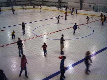 Ice & Golf Center at Northwoods