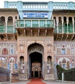 Dr. Ramnath A. Podar Haveli Museum