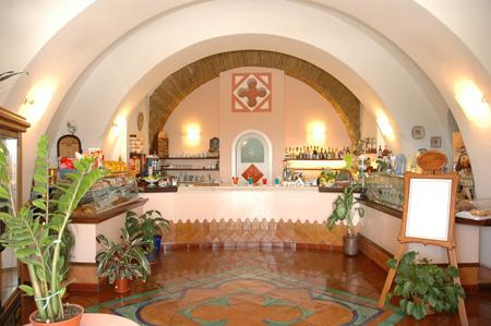 Il Gran Caffe e ad Amalfi