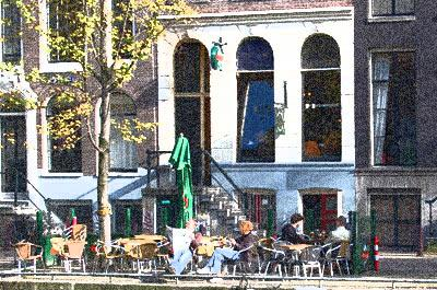 Cafe de Engelbewaarder