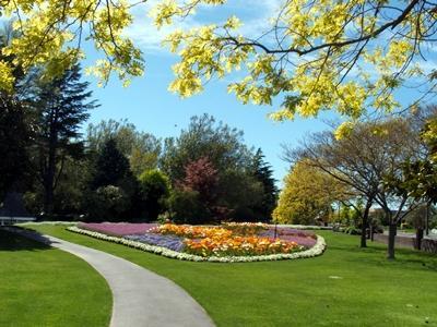 波拉德公园