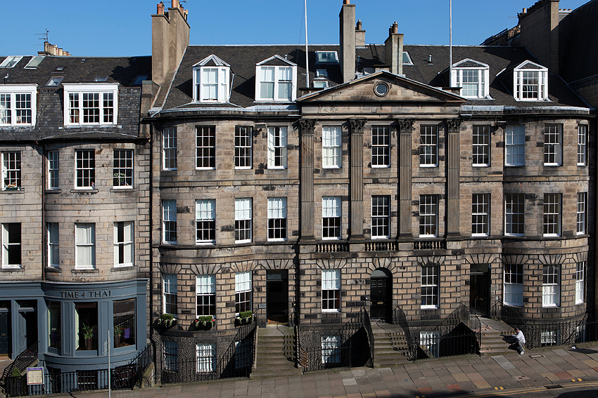 The Edinburgh Townhouse