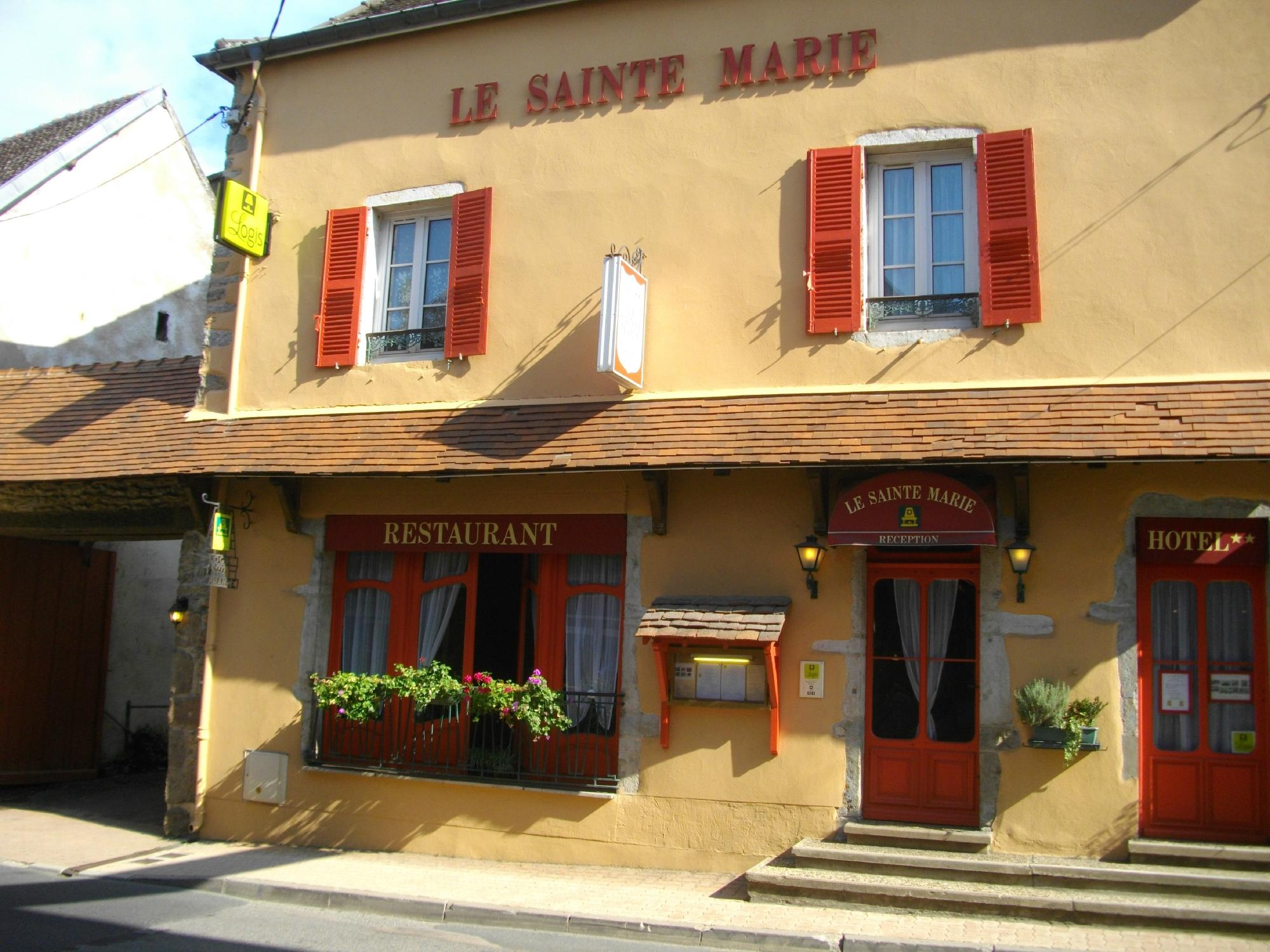 Hotel Sainte Marie
