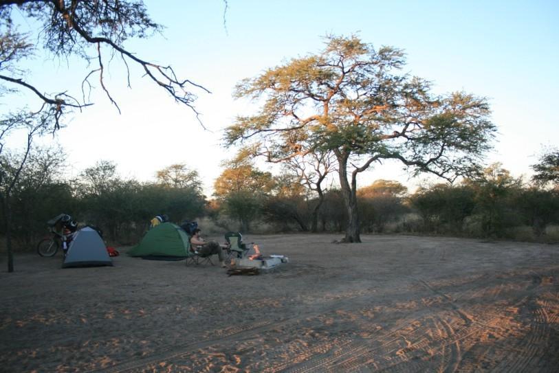 El-Fari Bush Camp