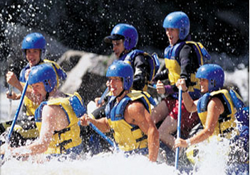 ‪White Water Rafting NEOC‬