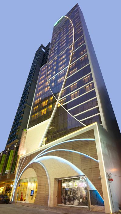 マデラ ホン コン ホテル