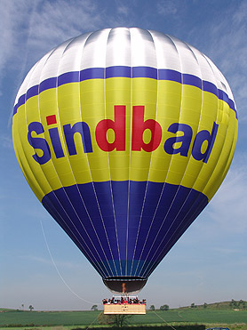 ‪Sindbad Hot Air Balloons‬