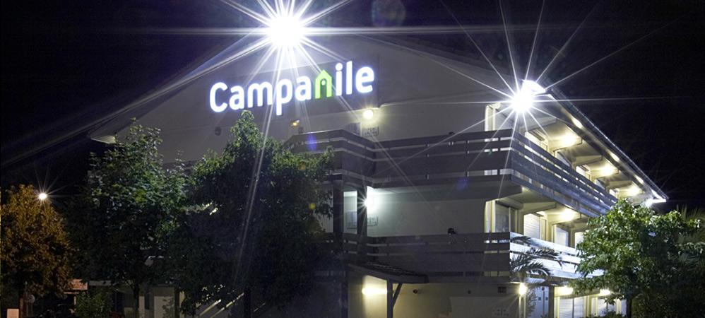 Campanile Pau