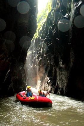 Fantasi Ayung Rafting