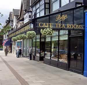 Bettys Cafe Tea Rooms - Ilkley