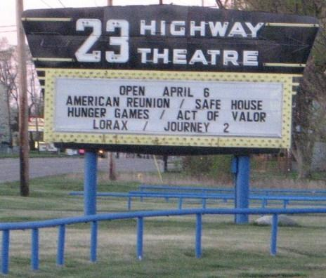 ‪US 23 Drive-In Theater‬