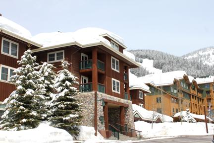 Whitefish Mountain Resort Lodging