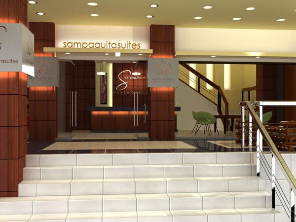 Sampaguita Suites-Plaza Garcia Location