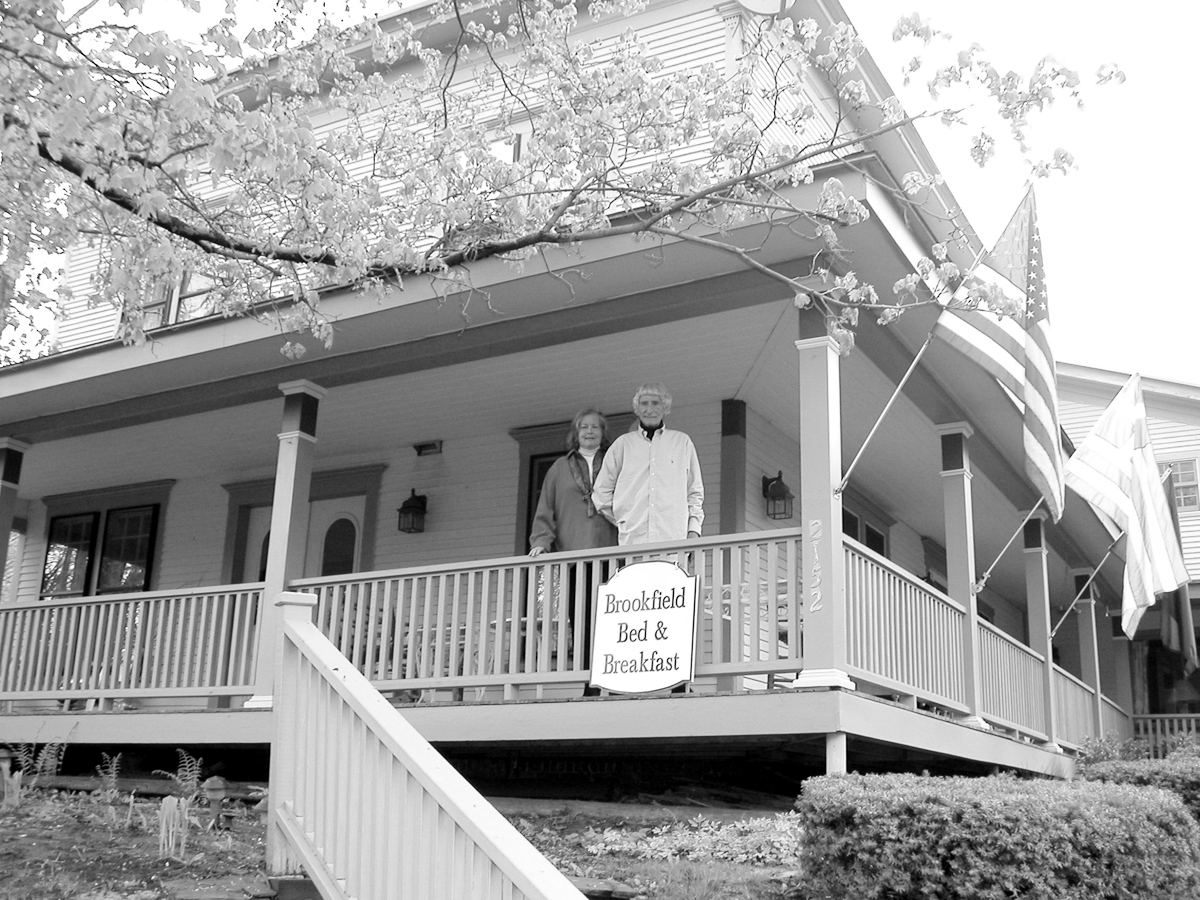 Brookfield Bed and Breakfast