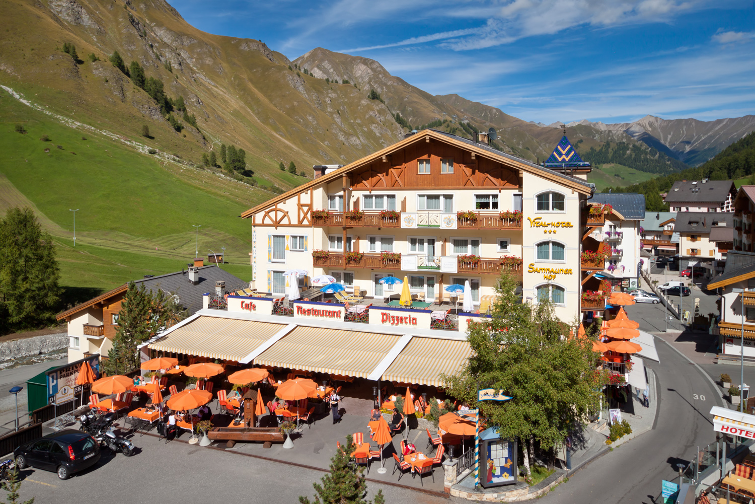 Samnaun Switzerland  city photos : Vital Hotel Samnauner Hof Samnaun, Switzerland Hotel Reviews ...