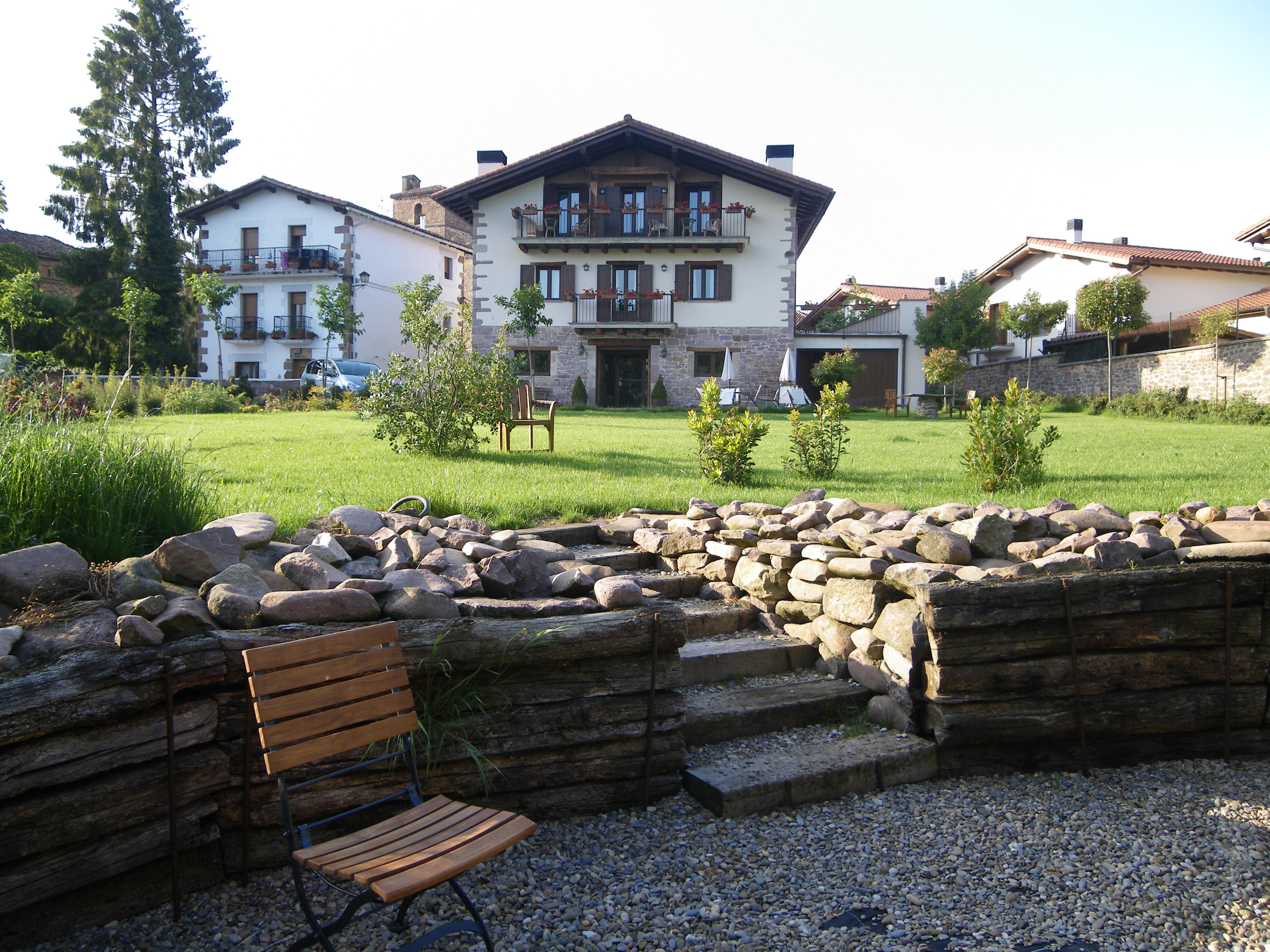 Hotel Iribarnia
