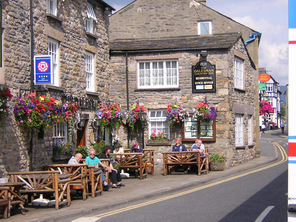 ‪The Dalesman Country Inn‬