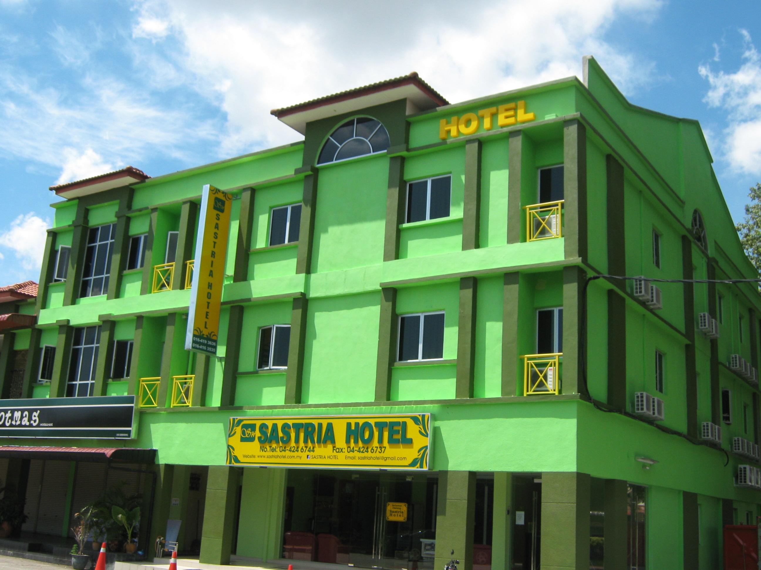 Sastria Hotel