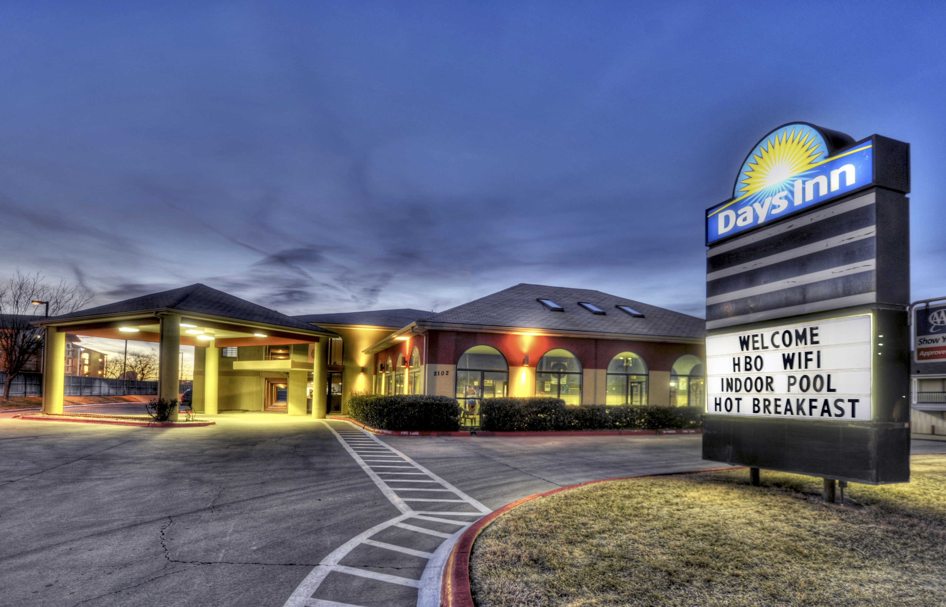 Days Inn Amarillo - Medical Center