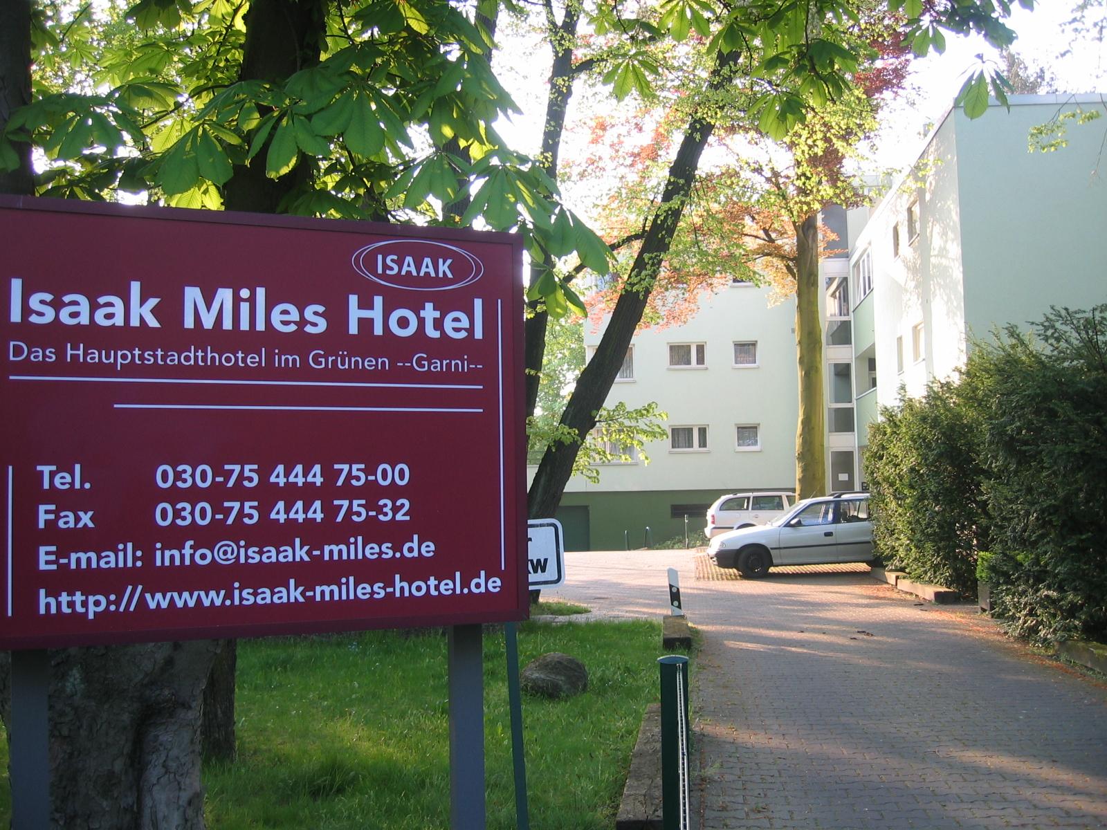 マイルズ ホテル ベルリン