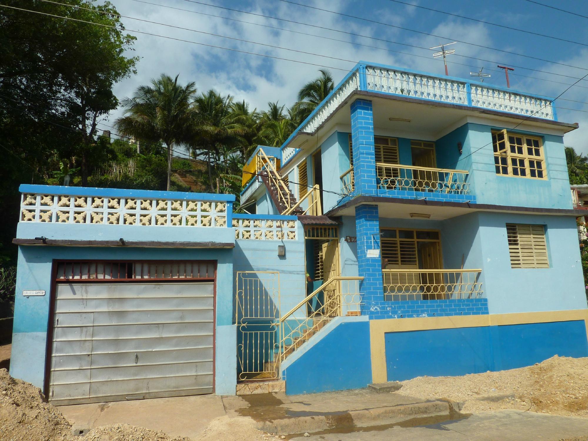 Casa Isabel Garrido