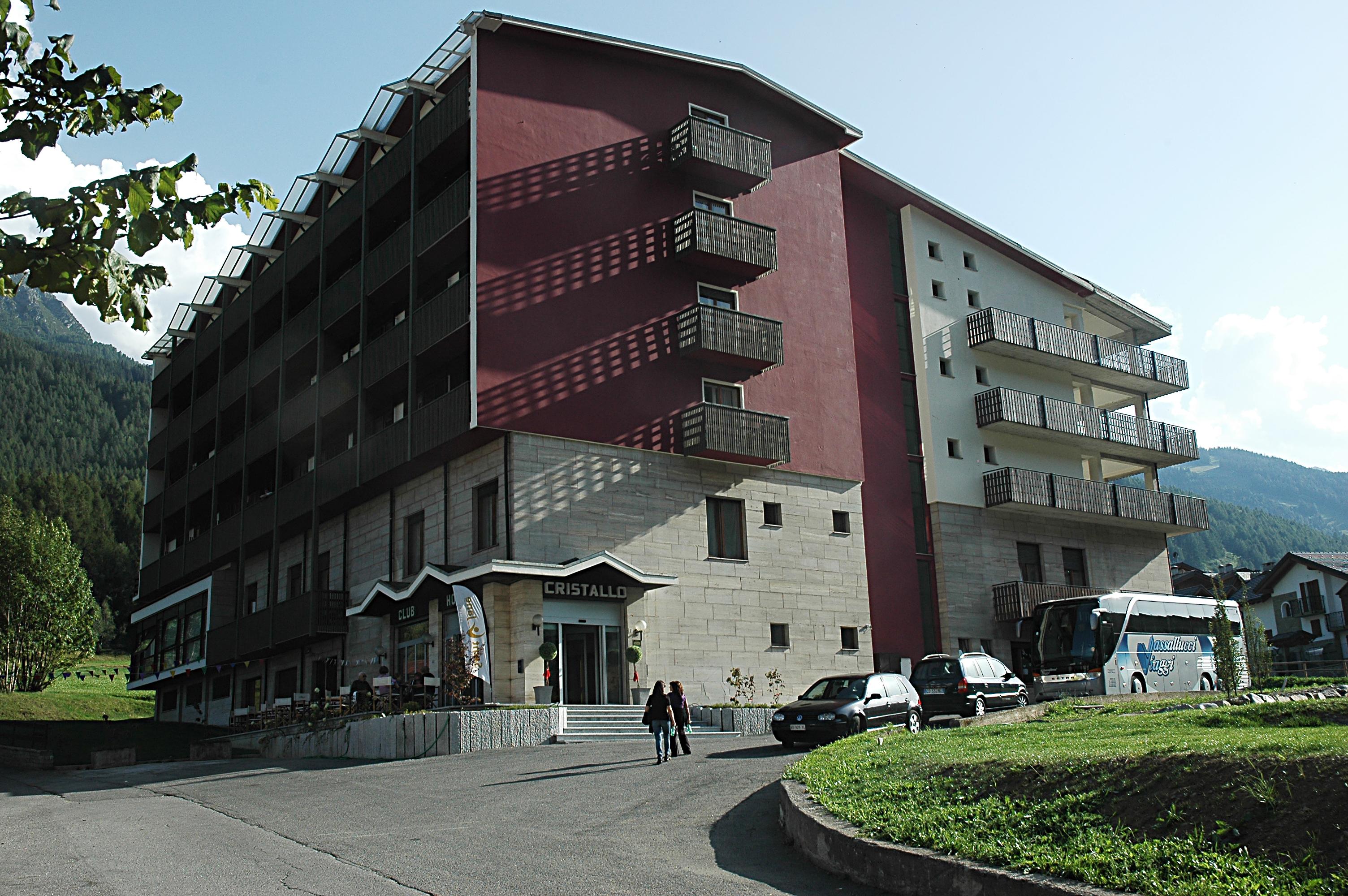 호텔 크리스탈로 클럽