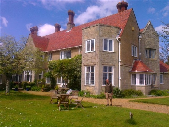 The Overstrand Hotel