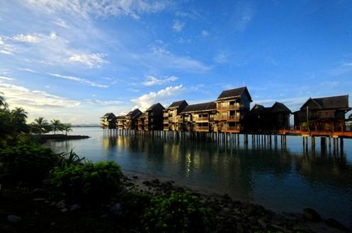 蘭卡威海灣別墅度假村