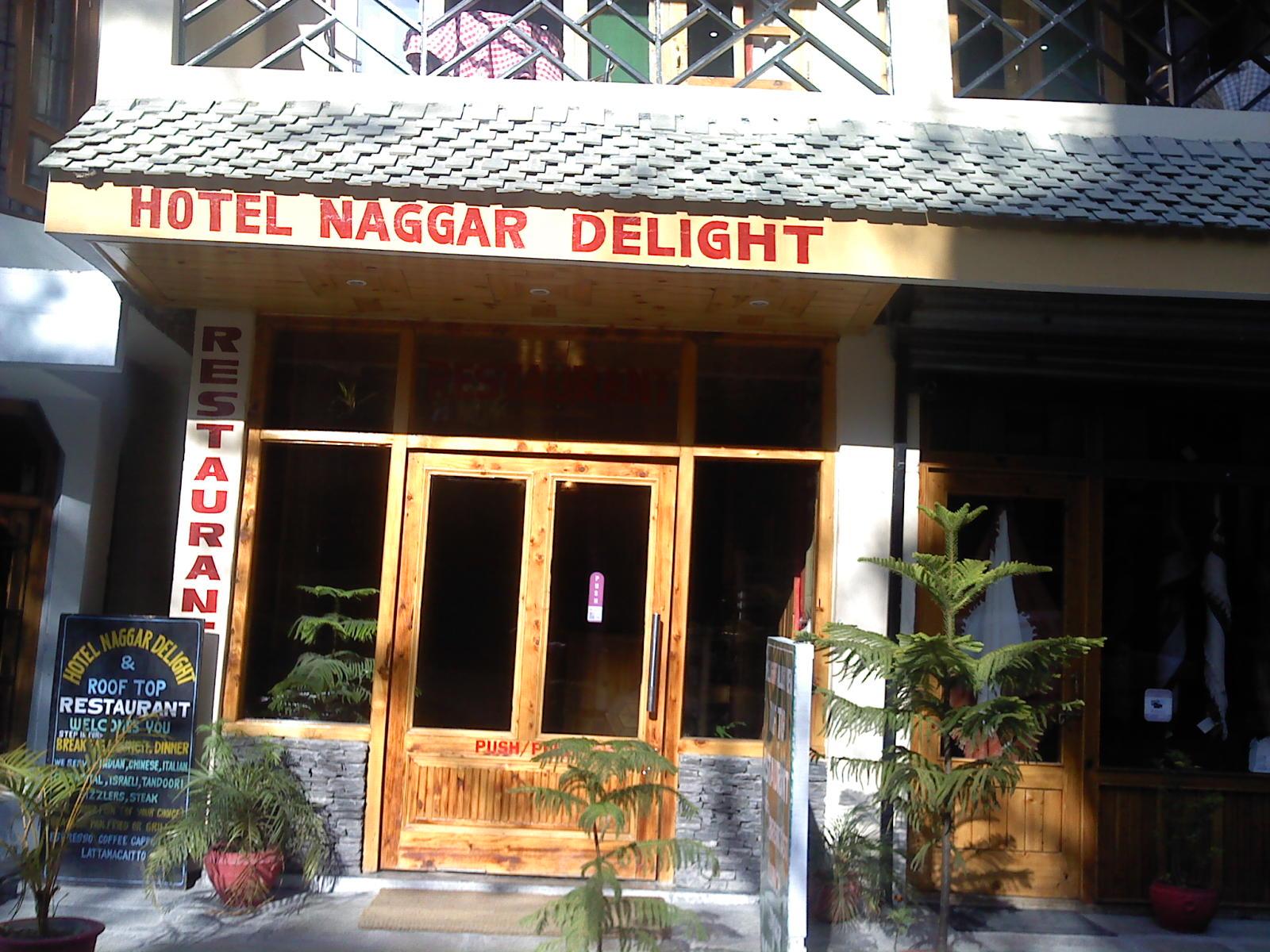 Hotel Naggar Delight