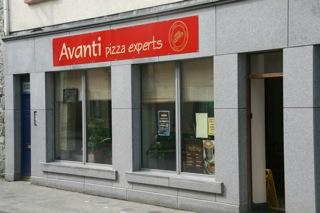 Avanti Pizza Experts