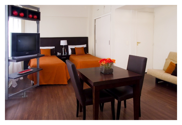 Sarmiento Suites Apartment Hotel