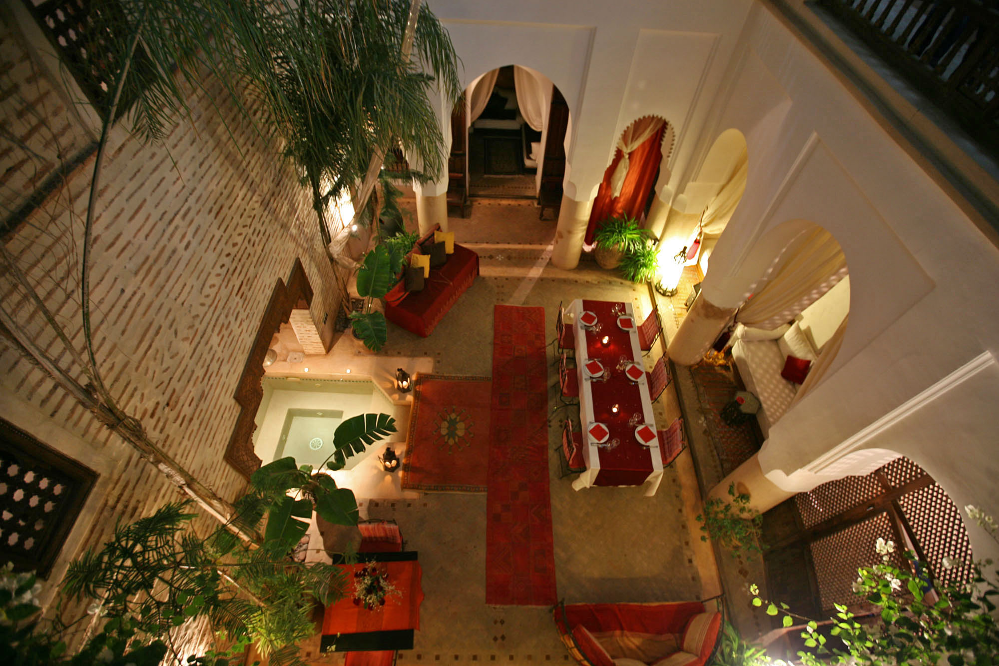 Riad el faris marrakech morocco b b reviews photos price comp - Photo riad marrakech ...