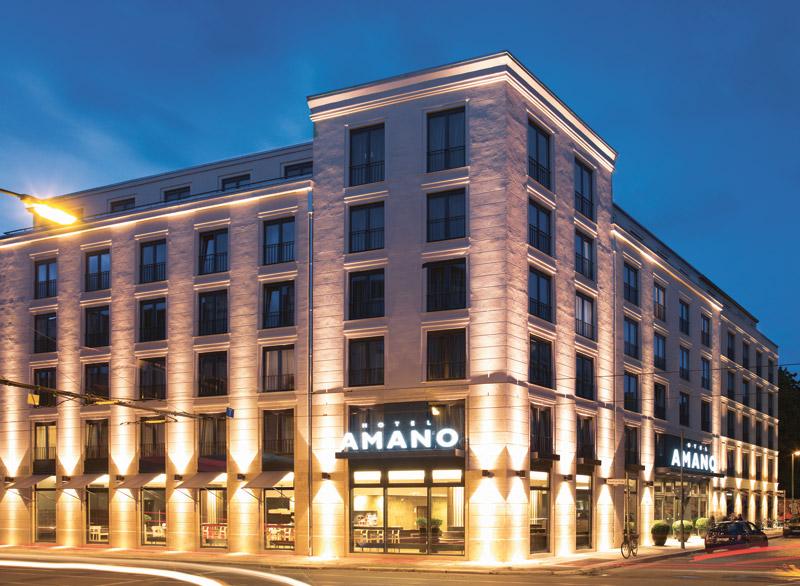 阿瑪諾酒店