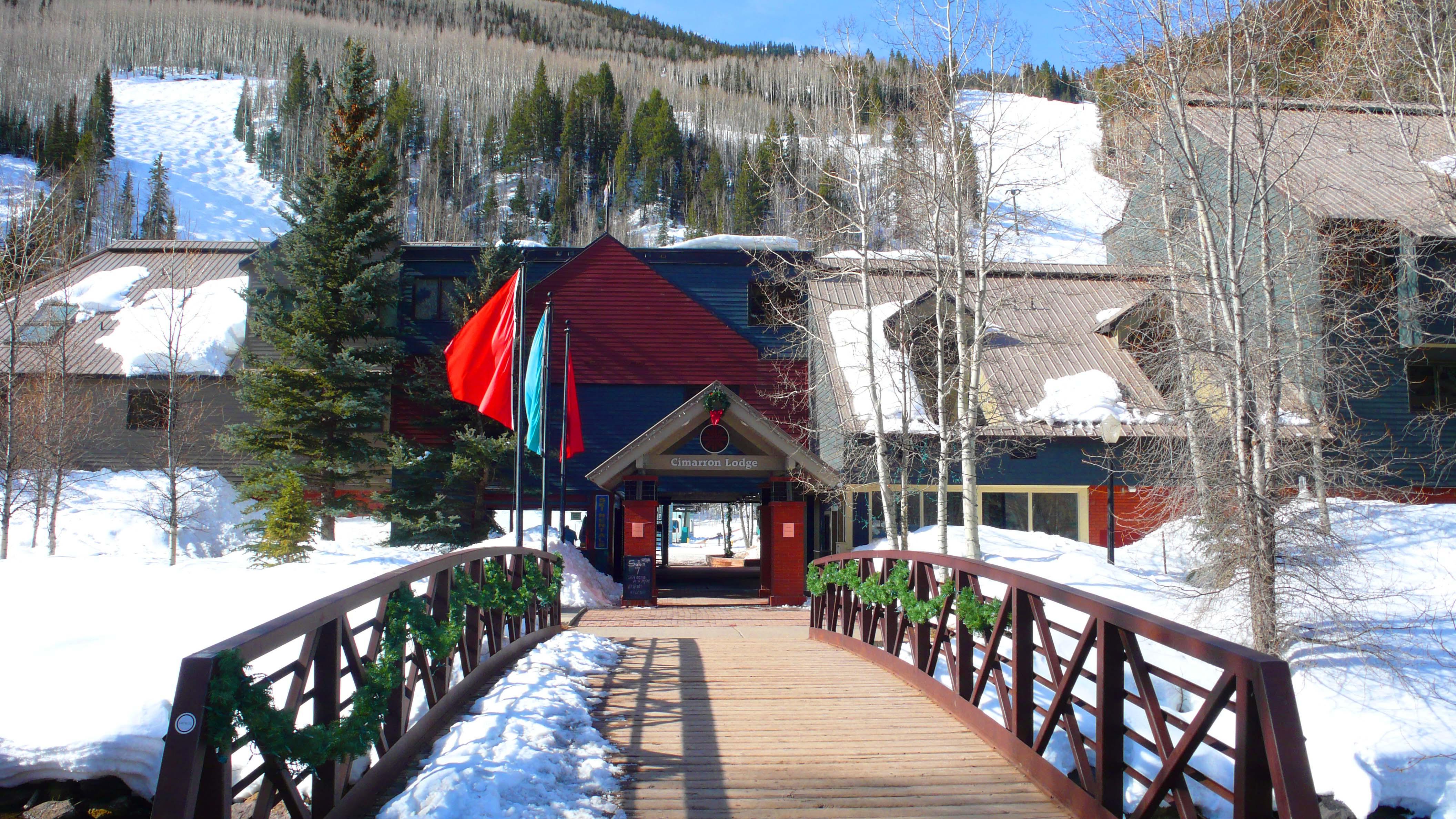 Cimarron Lodge