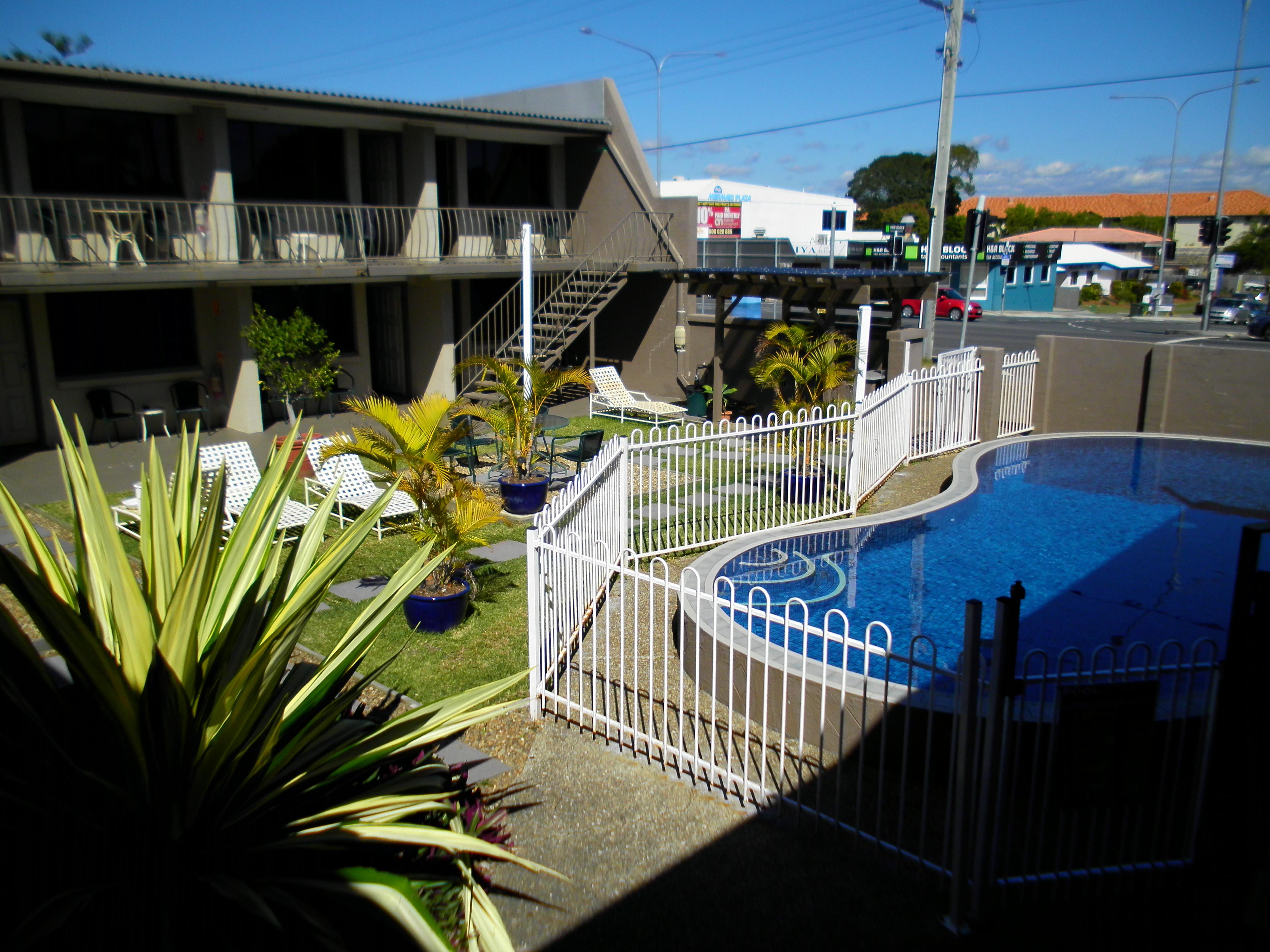 安蒙提哥美人魚海灘旅館
