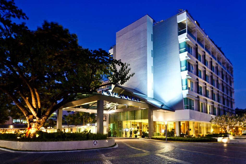 曼谷皇家公主酒店-蘭巒