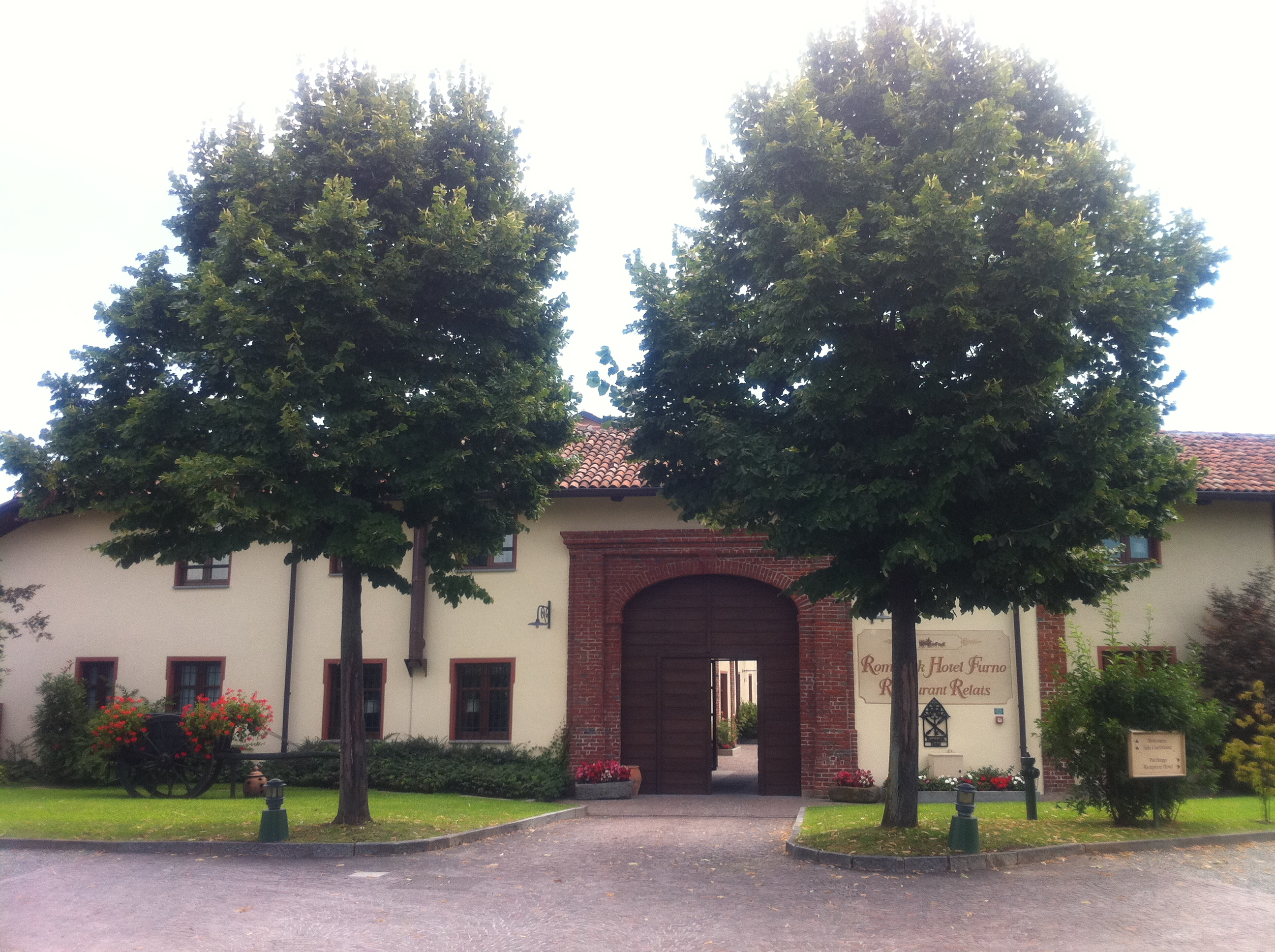 ロマンティック ホテル フルノ