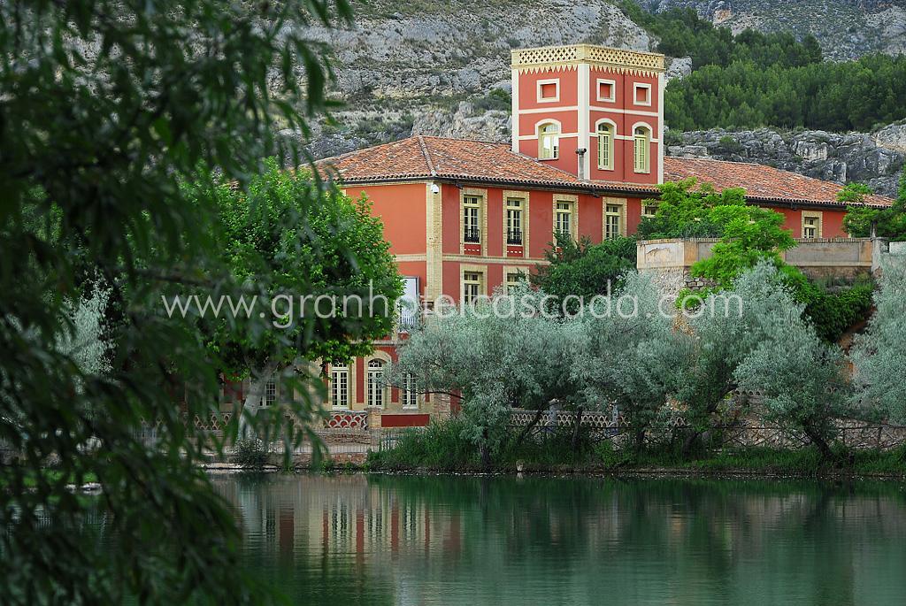 Balneario Termas Pallares - Gran Hotel Cascada