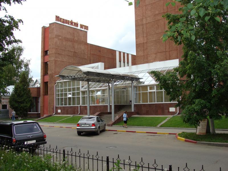 Medvezhy Ugol Hotel
