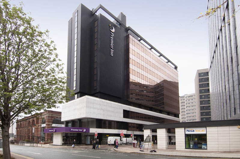 Premier Inn Leeds City Centre (Leeds Arena) Hotel