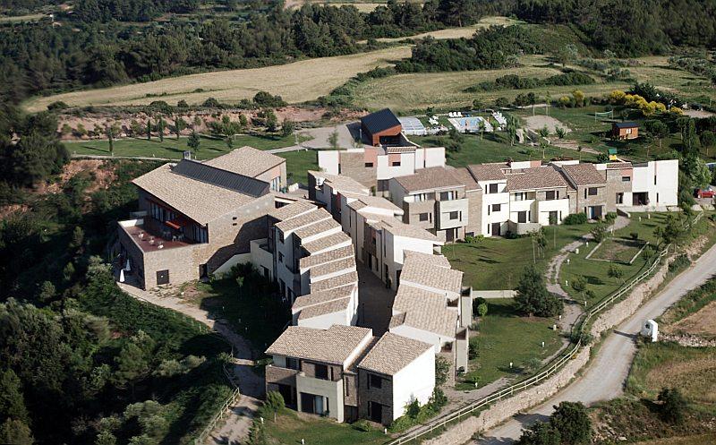 ヴィラー ルラル デ カルドナ ホテル