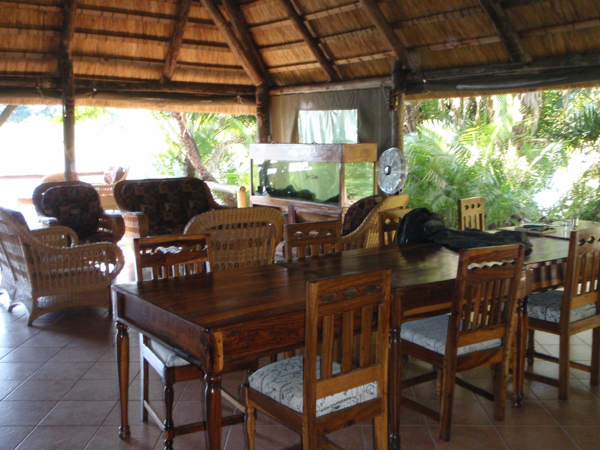 Sekoma Island Lodge