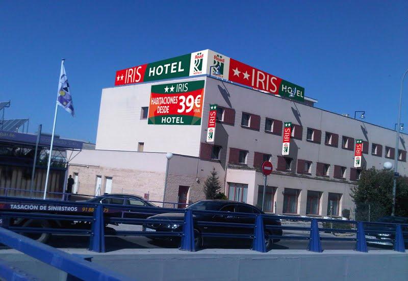 ホテル アイリス グアダラハラ