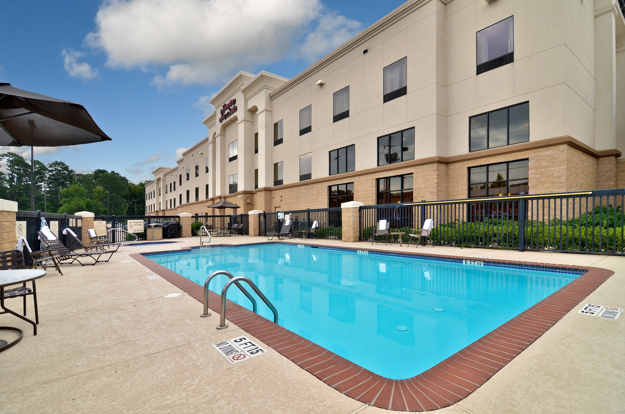 Hampton Inn & Suites Nacogdoches