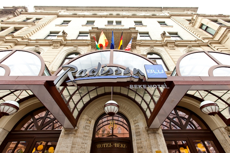 布达佩斯贝克丽笙布鲁酒店
