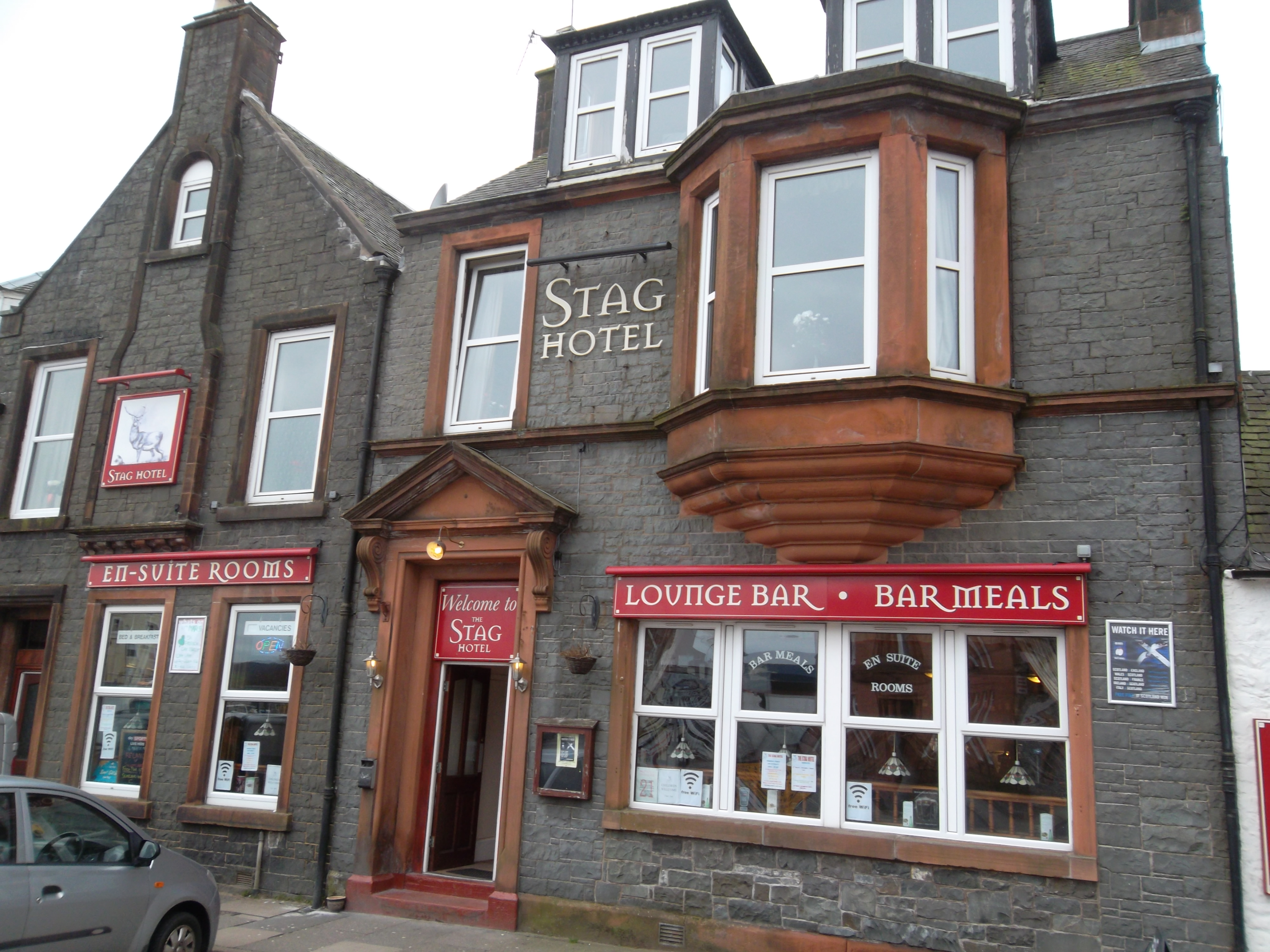 The Stag Hotel