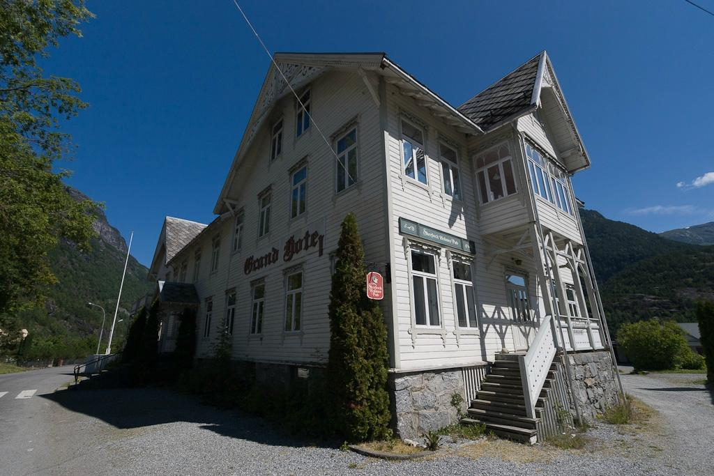Grand Hotel Hellesylt