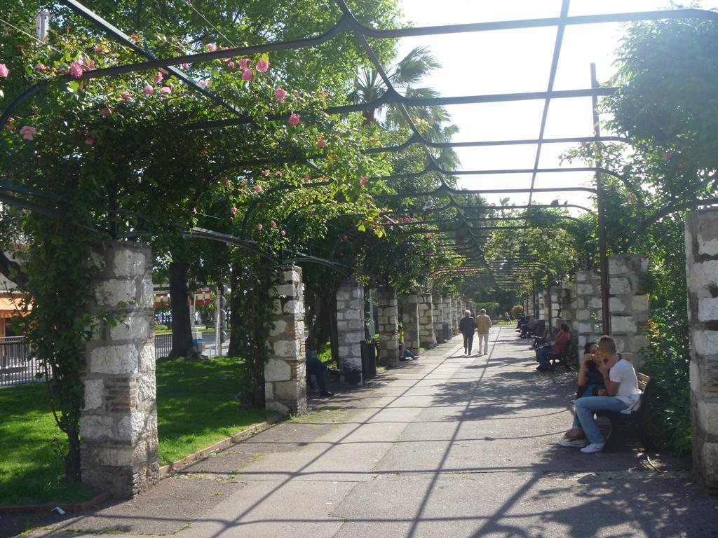 Le jardin albert 1er nice france top tips before you for Jardin nice