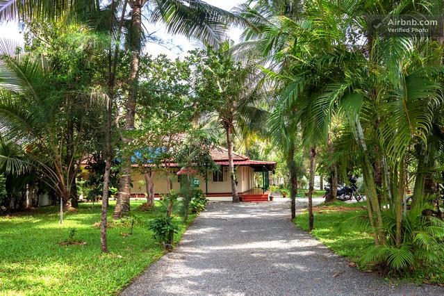 Palm Grove Service Villa