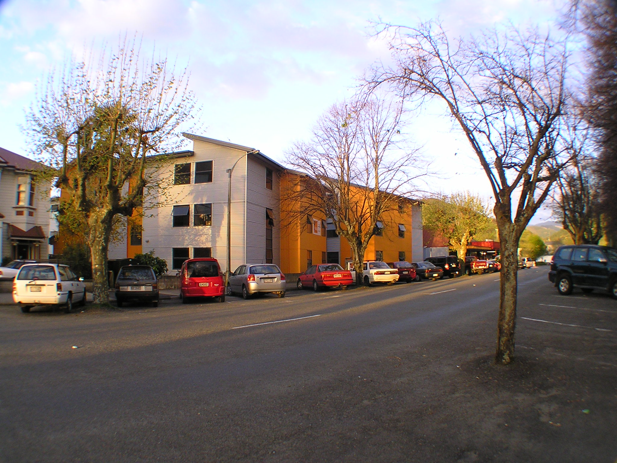 Nikau Apartments